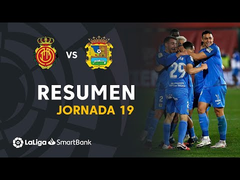 Mallorca CF Fuenlabrada Goals And Highlights
