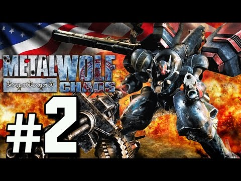 Let's Play Metal Wolf Chaos ft. Mike (#2) - Duke Eclipse