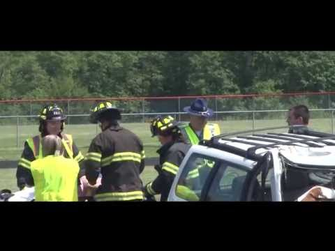 Napavine Mock Crash 2015