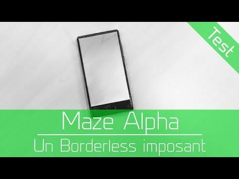 Test :  Maze Alpha -  Quand le milieu de gamme s'empare du borderless - Belchine.net