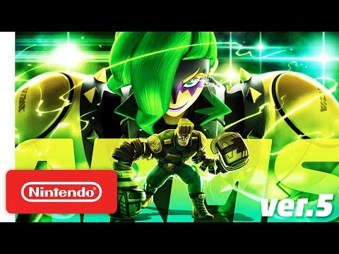 Download Youtube: ARMS - Introducing Dr. Coyle - Nintendo Switch