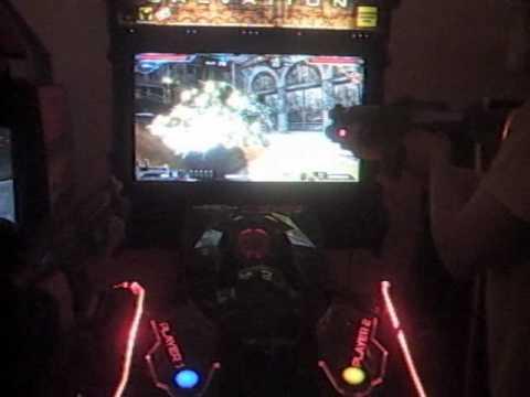 terminator salvation arcade game online