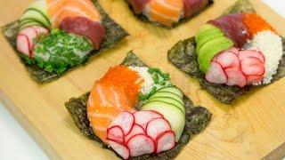 Sushi Donut Recipe