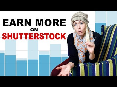 8 reasons you're not making money on Shutterstock (and how to change that!)