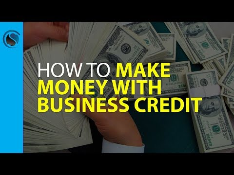 First Ever Demo of How to Make Money with Business Credit and Financing while Getting Credit and Mon