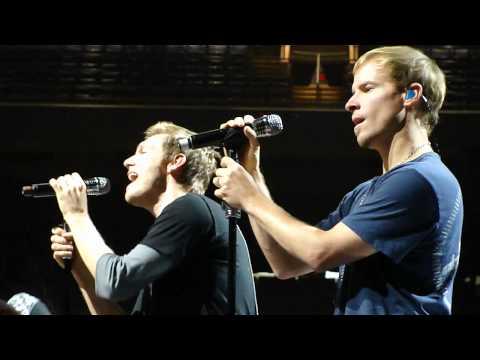I'll Be The One - Backstreet Boys Soundcheck-Toronto-June 9, 2011