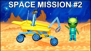 Build & Play Kids Space 3d Construction Puzzles Ipad App Demo Mars Jeep (trucks & Vehicles)