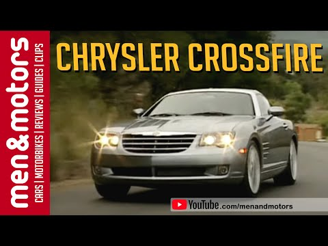 2003 chrysler crossfire
