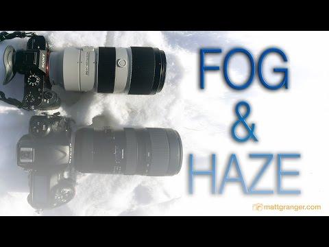 Stop your lens FOGGING UP! (Condensation)