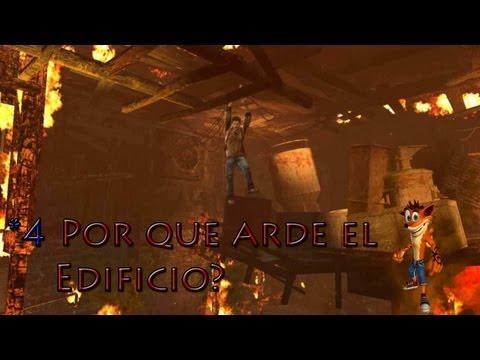 (Guia de Trofeos) Uncharted El Abismo de Oro Ps Vita español (cap.4)