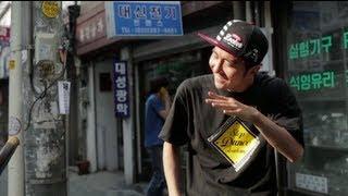 """Locking Khan """"Got Seoul"""" South Korea R16   YAK FILMS"""