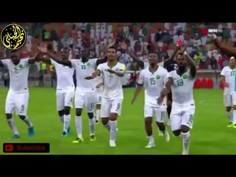 saudi arabia football team dance