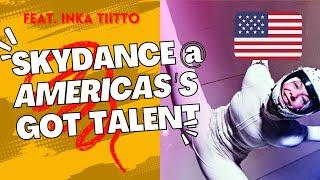 Indoor SkyDance on America's Got Talent