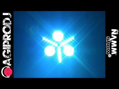 CHAUVET DJ FXpar 3 Multi-Effect Par - Eye Candy | NAMM.17 - agiprodj.com