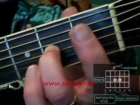 Guitar Music Lessons West Chester Pa -  Lesson 4 by Rich Zerbey