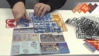 Игрушка LBX 84381 Конструкторский набор Ахиллес(Популярная серия конструкторов LBX сделана по мотивам захватывающего аниме Little Battlers Experience (Битвы маленьких..., 2014-12-24T08:40:34.000Z)