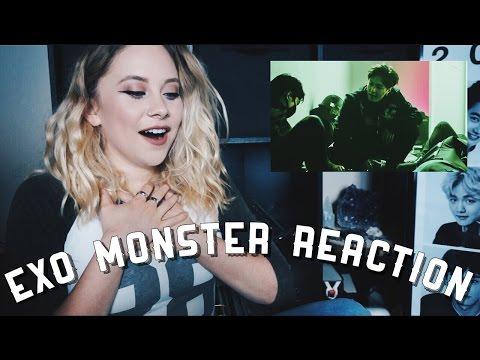 EXO - Monster Reaction
