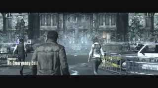 The Evil Within first minutes gameplay ps3 with subtitles HD NO DEMO