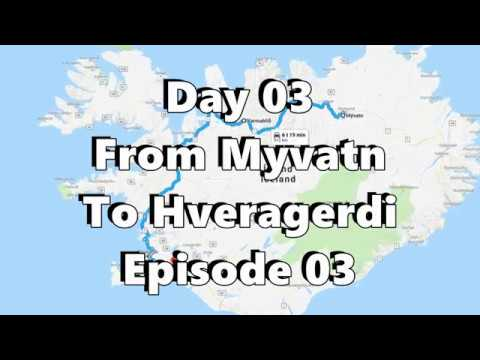 Driving The Hringvegur On Iceland Day 03 Episode 03