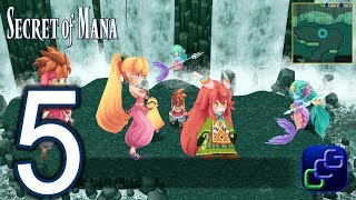 Secret Of Mana Remake PC Walkthrough - Part 5