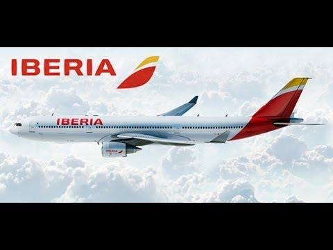 Iberia estrena nuevo logotipo