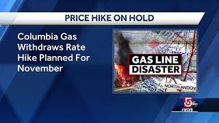 Columbia Gas puts price hike plan on hold