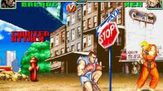 Super Street Fighter 2 Turbo Revival- Demo TAS