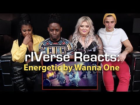 rIVerse Reacts: Energetic by Wanna One - MV Reaction