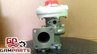 Турбокомпрессор Isuzu 4JG1T(Турбина Isuzu 4JG1T на вилочный погрузчик. Турбокомпрессор для двигателя Isuzu 4JG1T - это агрегат, увеличивающий..., 2016-08-16T12:04:31.000Z)