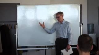 Семинар по ресурсам здоровья, Андрей Беловешкин, 29.04.2014