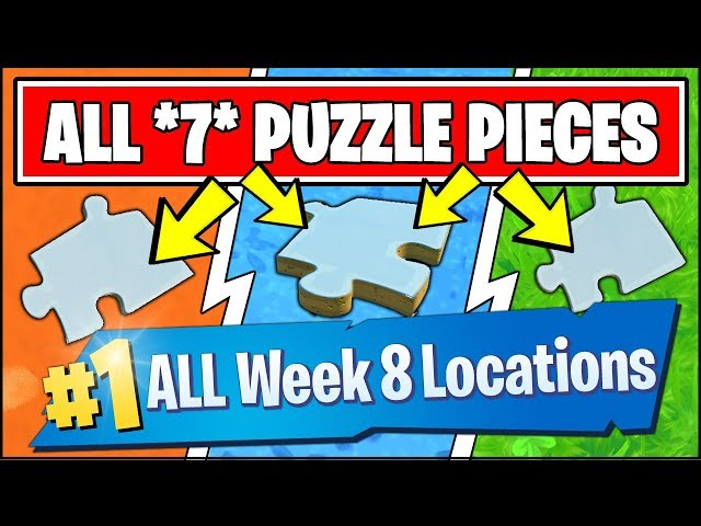 - fortnite find puzzle pieces under bridges and in caves