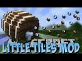 MINI-BLÖCKE mit ANIMATION (Minecraft Little Tiles Mod) [Deutsch]