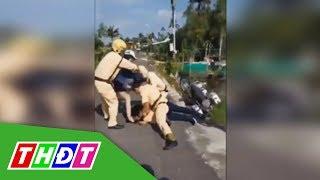 Bạc Liêu: Say xỉn còn chống đối Cảnh sát giao thông | THDT