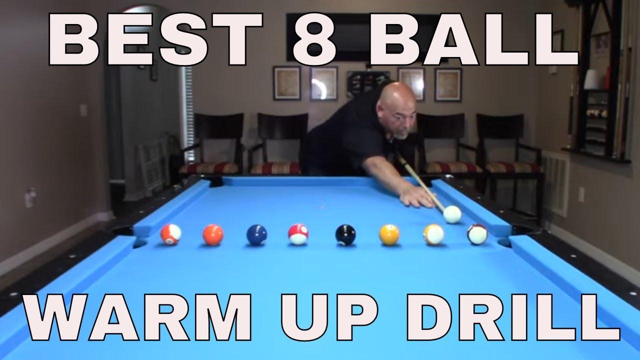 Pool Warm Up Drills