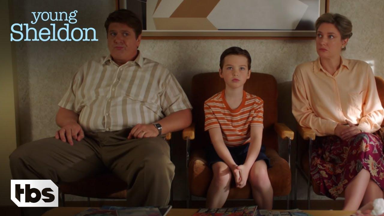 Download Young Sheldon: Sheldon Goes to the Psychiatrist (Season 1 Episode 4 Clip) | TBS