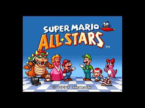 SNES Longplay Super Mario All-Stars - Super Mario Bros 2