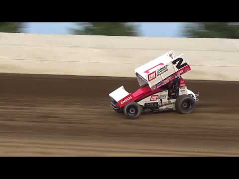 Grays Harbor Raceway, September 4, 2017, World of Outlaws Qualifying