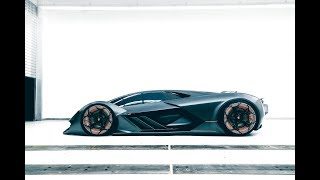 Hell Has Frozen Over: Meet Lamborghini
