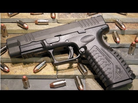 Springfield XDM .40 S&W - Review and Shooting