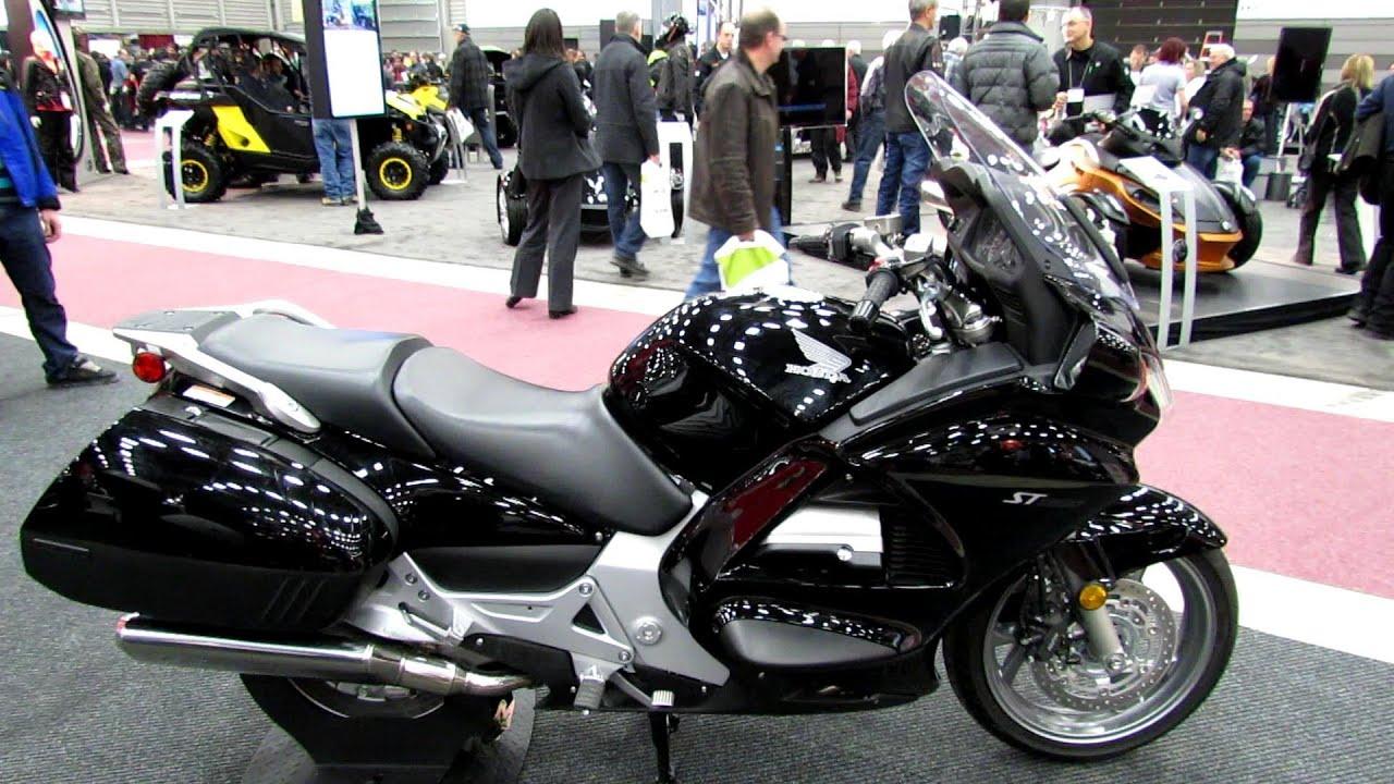 moto honda s t 1300 usata