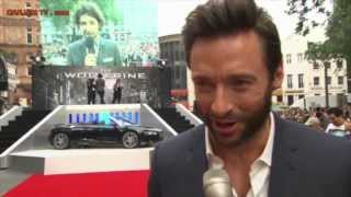 Hugh Jackman The Wolverine Audi R8 Premiere Sexy Commercial Trailer 2013 Carjam TV HD