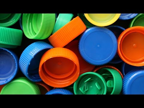 5 Amazing things can be made with plastic bottle lids - Life hacks