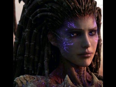 StarCraft II: Сара Керриган