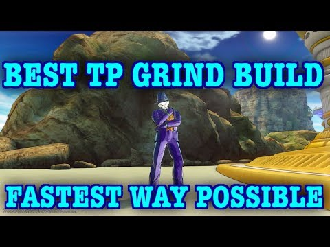 How to Get a Easy 900+ TP Medals In Dragon Ball Xenoverse 2 Every Hour