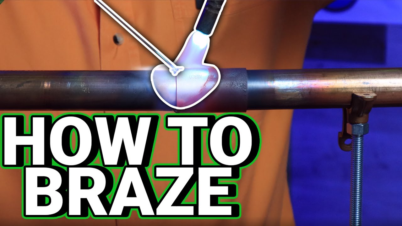 Download How Professional Plumbers BRAZE COPPER LINES