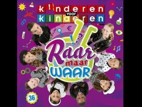 Kinderen voor Kinderen 36 - Energie! (karaoke versie)
