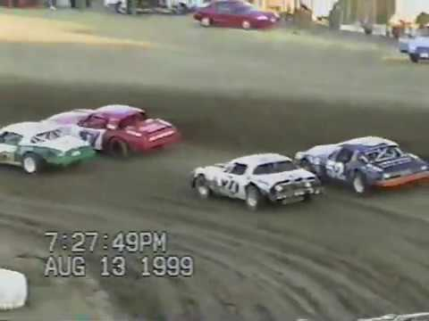 Watsonville Speedway (Ocean Speedway) 1999 Mike Cecil 100