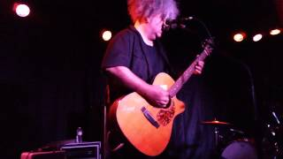 "King Buzzo ""Ballad Of Dwight Fry"" @ The Satellite Los Angeles Solo Live 2014"