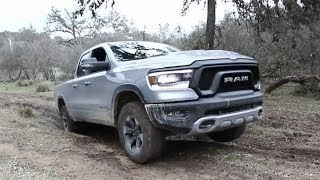 2019 Ram 1500 Rebel Off-road