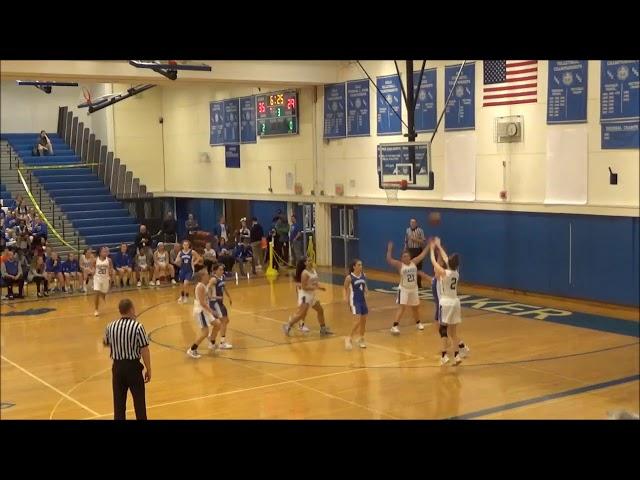 Game Highlights Girls' Varsity: Saratoga 75 vs Shaker 78 (F/OT)